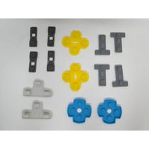 Reparo Controle Ps2-kit Borrachas Joystick Play 2 14 Peças