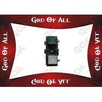 Botão Power Com Placa Reset P/ Ps2 39mil 39001 Ótimo Estado