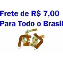 Cabo Flat Leitor Ps2 Slim Pacote Com 20 Peças Preço Especial