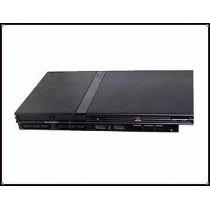 Carcaça Playstation 2 Slim Serie Scph 77001 Preta