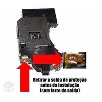 Leitor Óptico Canhão Playstation 2 Para Todos Modelos Slim