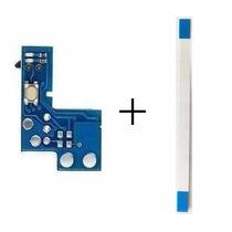 Botão Liga/desliga + Flat Flex Ps2 Slim 9000x Placa Reset