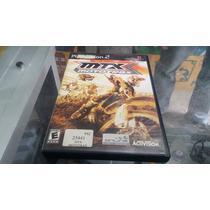 Mtx Motortrax Playstation 2 Original Seminovo