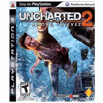 Ps3 Uncharted Among Thieves Goty Edition Envio Imediato