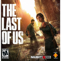 The Last Of Us Psn Ps3 Digital Dublado