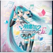 Hatsune Miku/ Project Diva F 2nd Ps3 Jogos Midia Digital