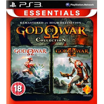 God Of War Collection Essentials Ps3 Sony