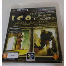Ico/shadow Of The Colossus Collection Ps3