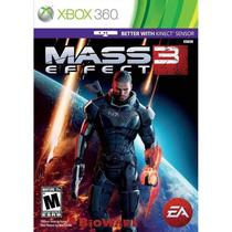 Mass Effect 3 Xbox360 Ea