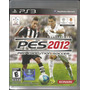 Jogo Playstation Pse 21012 Pro Evolution Soccer