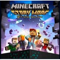 Minecraft Story Mode Todo Episodos Episodio Ps3 Psn Digital
