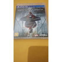 Jogo The Amazing Spider Man 2 Ps3 Midia Fisica Frete Grátis
