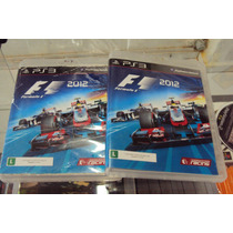 F 1 2012 Fórmula 1 2012 Ps3