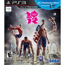 London 2012 Olympics Ps3 Sega