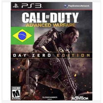 Call Of Duty Advanced Warfare Day Edition Ps3 - Código Psn