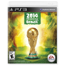 Playstation 3 - Copa Do Mundo Fifa 2014 Fifa World Cup Brazi