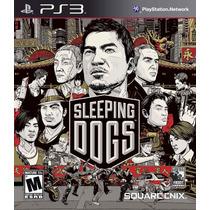 Jogo Sleeping Dogs Midia Fisica Novo Lacrado