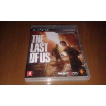 The Last Of Us Ps3 Dublado Português Midia Fisica