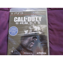Call Of Duty Ghosts Sony Playstation 3 Ps3 Activision