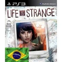 Life Is Estrange - Ps3 - Mídia Digital - Legendado Pt