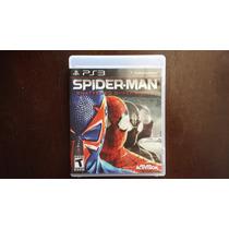 Spider-man Shattered Dimensions - Jogo Ps3