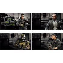 Kit 1 - Personagens - Call Of Duty Ghosts - Psn Codigo Ps3