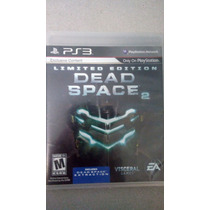 Dead Space 2 - Ps3 Midia Fisica - Limited Edition