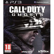Call Of Duty Ghosts Ps3 - Midia Fisica Imperdível