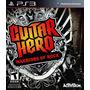 Guitar Hero Warriors Of Rock - Ps3 - Usado