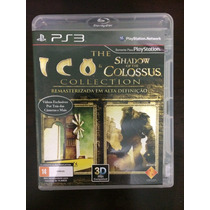 Ico & Shadow Of The Colossus Ps3