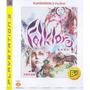 Folkssoul: Ushinawareta Denshou / Folklore Ps3 Raríssimo!!!!