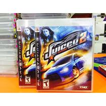 Jogo Juiced 2 Hot Import Nights Playstation 3, Novo, Lacrado
