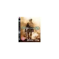 Call Of Duty Warfare 2 Ps3 Usado