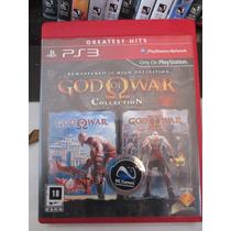 God Of War Colectiom Gow Ps3