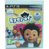 Jogo Eyepet Para Ps3 - Jogo Infantil