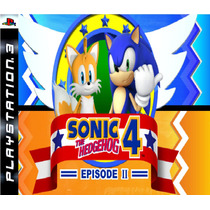 Sonic The Hedgehog 4 Ep2 Ps3 Psn Midia Digital Original