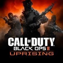Dlc Uprising - Call Of Duty Black Ops 2 - Psn Codigo Ps3