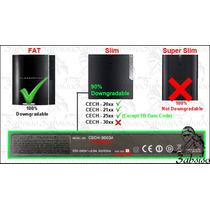 Downgrade De Ps3 Phat E Slim Reball Com Garanti Frete Gratis