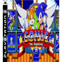 Sonic The Hedgehog 2 Ps3 Psn Midia Digital Original