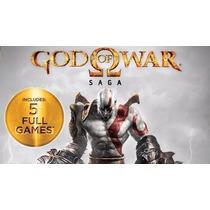 God Of War 4 Jogos Completos Midia Fisica