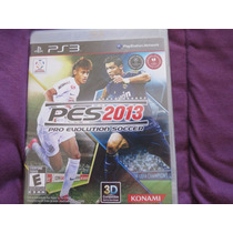 Pro Evolution Soccer 2013 Pes 13 Sony Playstation Ps3 Konami