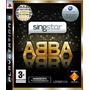 Abba Singstar Ps3 - Lacrado