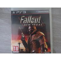 Fallout New Vegas Para Sony Playstation 3 Ps3