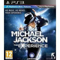 Michael Jackson The Experience Ps3 Original