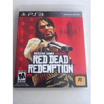 Red Dead Redemption Play 3