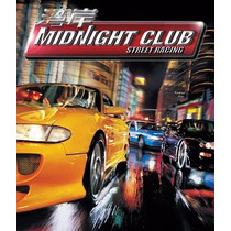 Midnight Club Ps3 Psn - Mídia Digital