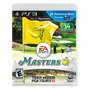 Playstation 3 - Masters: Tiger Woods Pga Tour 2012 (compa