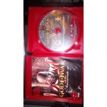 Jogo God Of War Collection Para Playstation 3