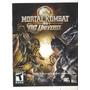 Manual De Instrucoes Jogo Mortal Kombat Vs Dc Universe/play3