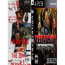 Zombie Apocalypse Never Die Alone Psn Ps3 Digital Original